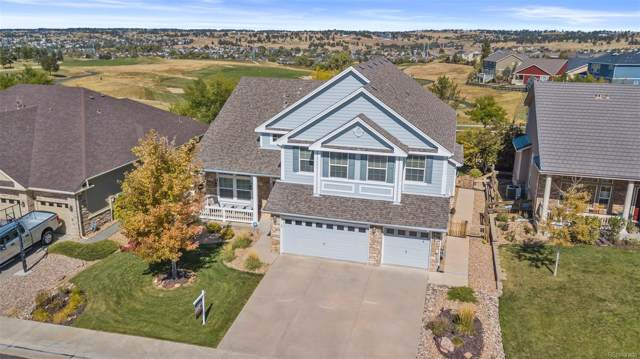 22823 Hope Dale Avenue, Parker, CO 80138 (#8351460) :: The DeGrood Team