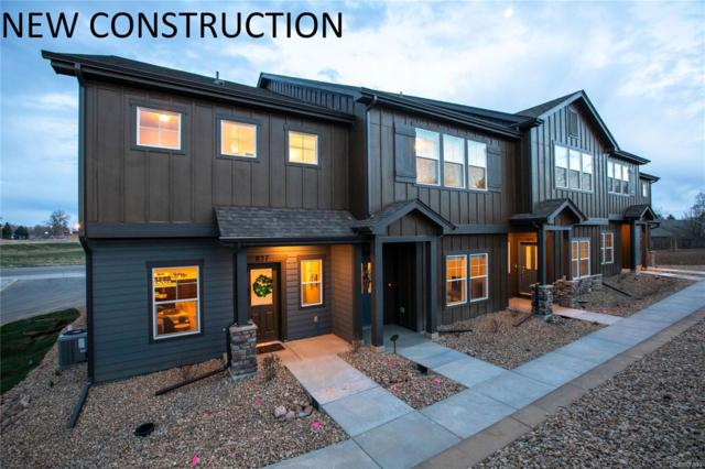 1687 Grand Avenue #3, Windsor, CO 80550 (#8352986) :: Bring Home Denver with Keller Williams Downtown Realty LLC