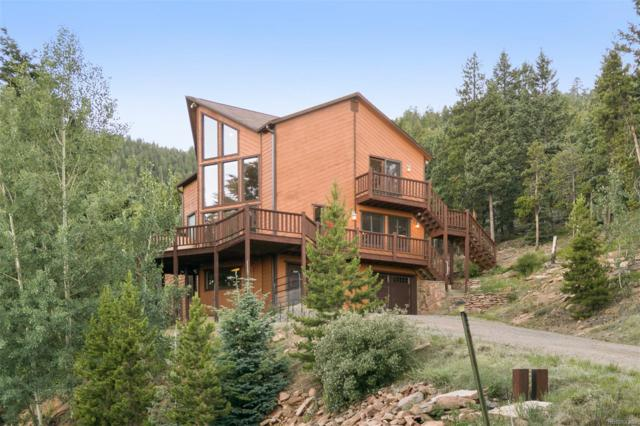 10478 Christopher Drive, Conifer, CO 80433 (MLS #8355049) :: 8z Real Estate