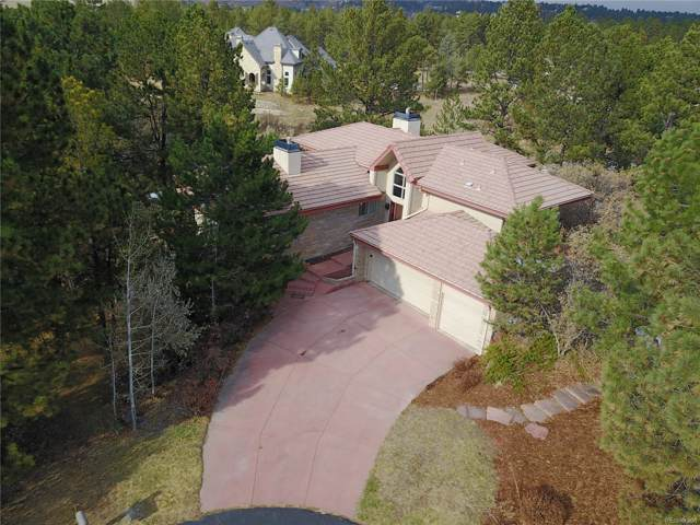 872 Wolverine Court, Castle Rock, CO 80108 (#8355783) :: Mile High Luxury Real Estate