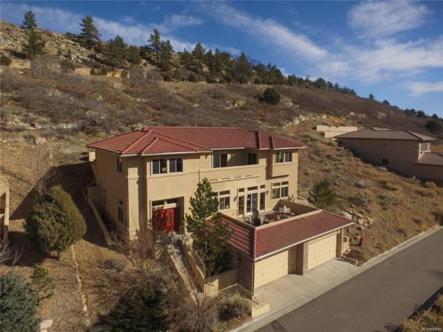 6678 Old Ranch Trail, Littleton, CO 80125 (#8355870) :: The Peak Properties Group