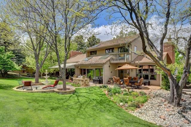 12 N Ranch Road, Littleton, CO 80127 (MLS #8362200) :: 8z Real Estate