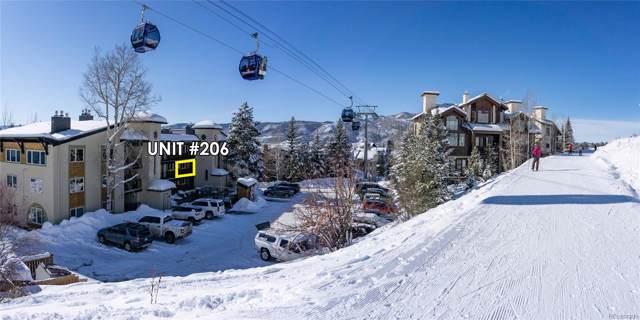 2320 Ski Trail Lane #206, Steamboat Springs, CO 80487 (#8370135) :: Berkshire Hathaway Elevated Living Real Estate