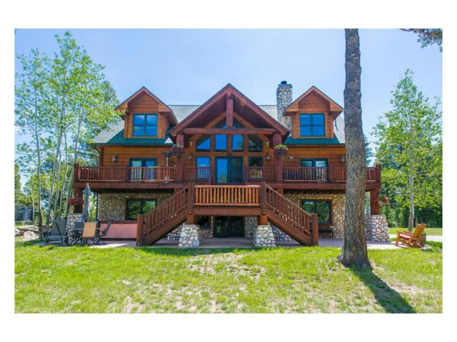 4992 Grouse Court, Evergreen, CO 80439 (MLS #8371418) :: 8z Real Estate