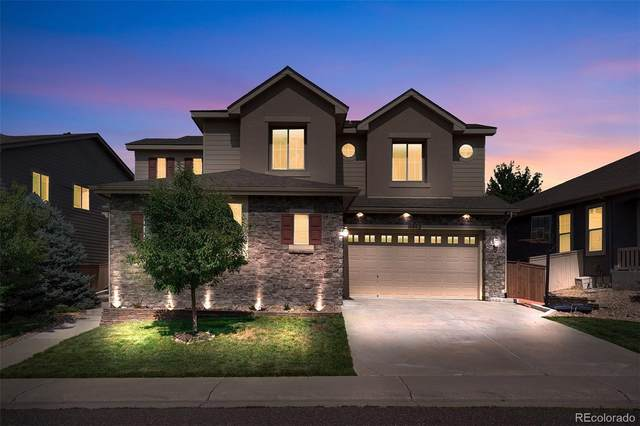 10862 Glengate Circle, Highlands Ranch, CO 80130 (#8371609) :: The Colorado Foothills Team | Berkshire Hathaway Elevated Living Real Estate