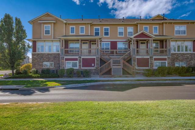 9519 Pearl Circle #103, Parker, CO 80134 (#8372868) :: Mile High Luxury Real Estate
