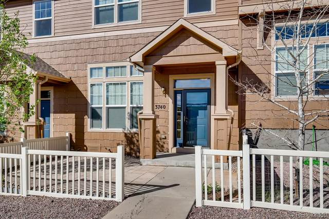 3740 Tranquility Trail, Castle Rock, CO 80109 (#8373399) :: The Peak Properties Group