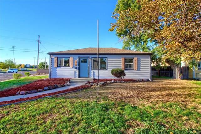 5960 Rose Lane, Commerce City, CO 80022 (MLS #8376325) :: 8z Real Estate