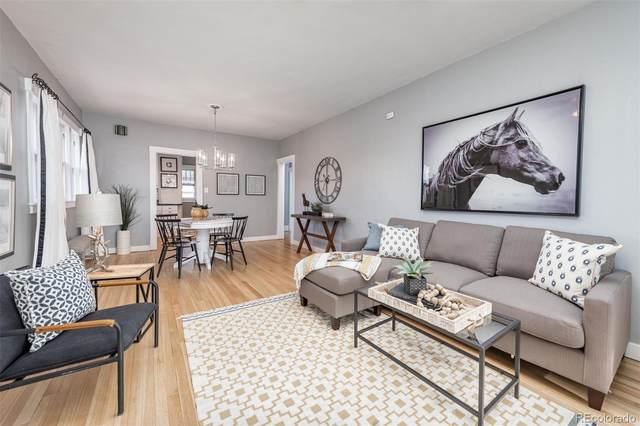 1900 S Sherman Street, Denver, CO 80210 (MLS #8377307) :: 8z Real Estate