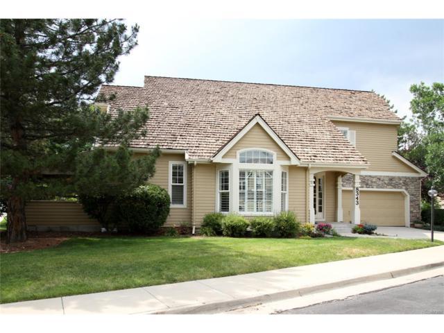 8343 S Peninsula Drive, Littleton, CO 80120 (MLS #8378868) :: 8z Real Estate