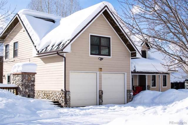 1817 Bear Creek Drive A, Steamboat Springs, CO 80487 (MLS #8379101) :: 8z Real Estate