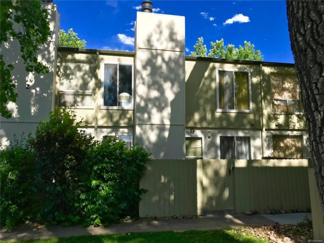 7373 W Florida Avenue 2G, Lakewood, CO 80232 (#8379450) :: The DeGrood Team