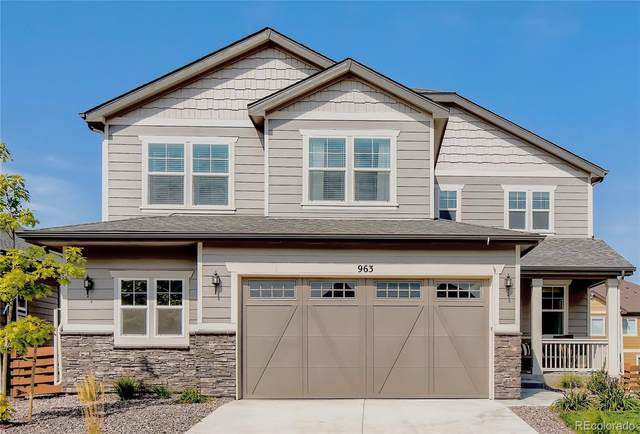 963 Pinecliff Drive, Erie, CO 80516 (#8385952) :: Relevate | Denver