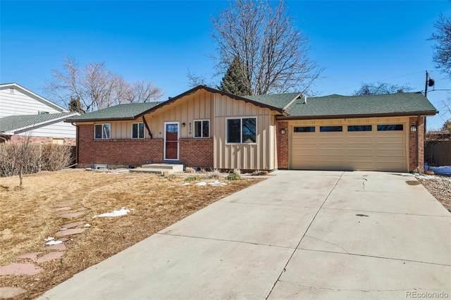 6570 S Newland Circle, Littleton, CO 80123 (MLS #8389547) :: 8z Real Estate