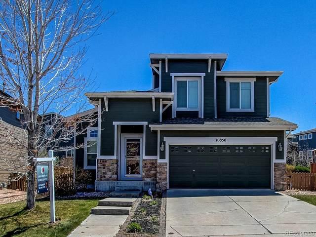 10850 Towerbridge Road, Highlands Ranch, CO 80130 (#8390840) :: HomeSmart