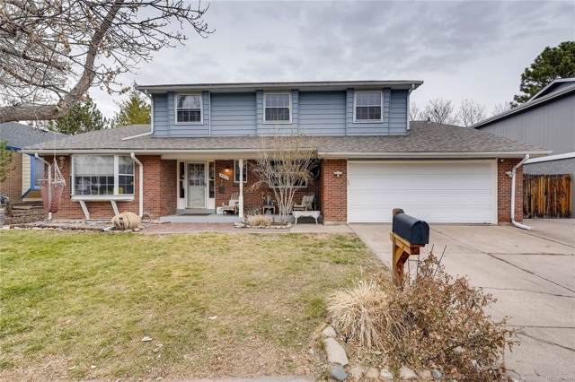 5551 W Kent Place, Denver, CO 80235 (#8392645) :: Bring Home Denver with Keller Williams Downtown Realty LLC