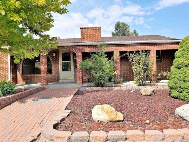 1061 Coronado Parkway, Denver, CO 80229 (#8394682) :: The Peak Properties Group