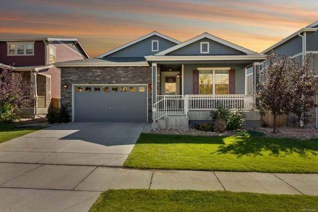 6966 Isabell Street, Arvada, CO 80007 (#8398412) :: The Galo Garrido Group