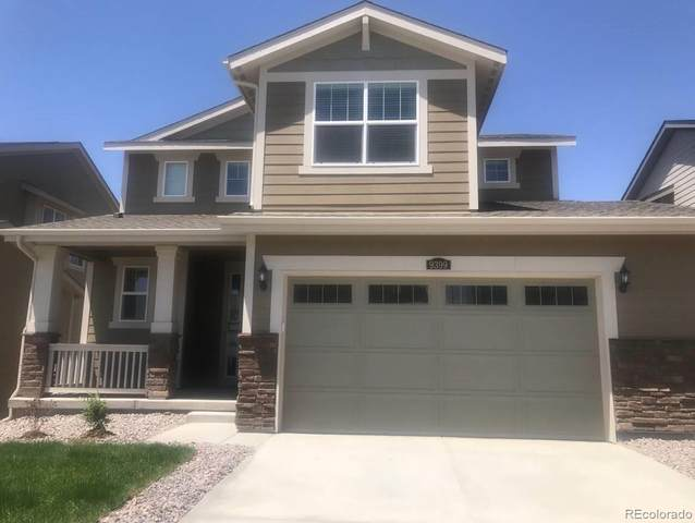 9399 Rifle Street, Commerce City, CO 80022 (MLS #8402776) :: 8z Real Estate