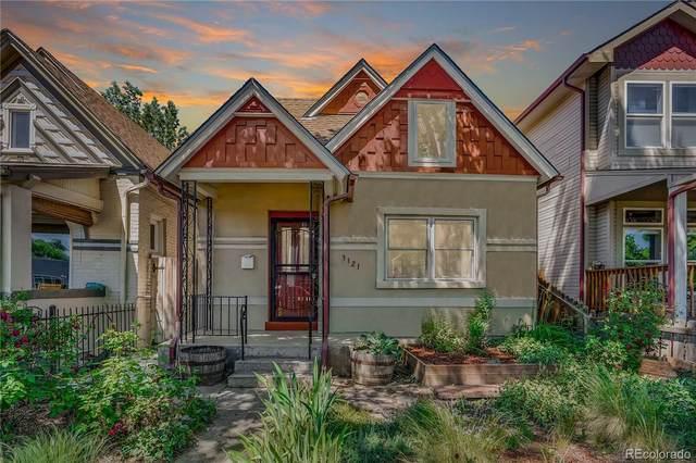 3121 Gilpin Street, Denver, CO 80205 (#8404018) :: West + Main Homes
