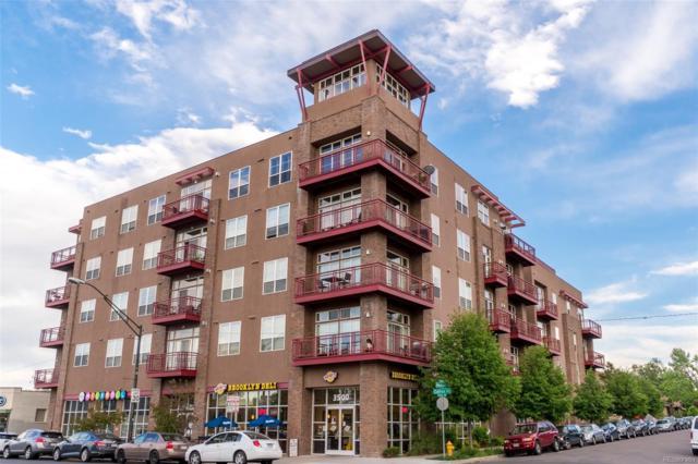 1488 Madison Street #504, Denver, CO 80206 (#8404088) :: Sellstate Realty Pros
