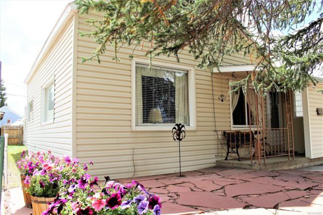 315 W 8th Street, Leadville, CO 80461 (MLS #8408112) :: Kittle Real Estate