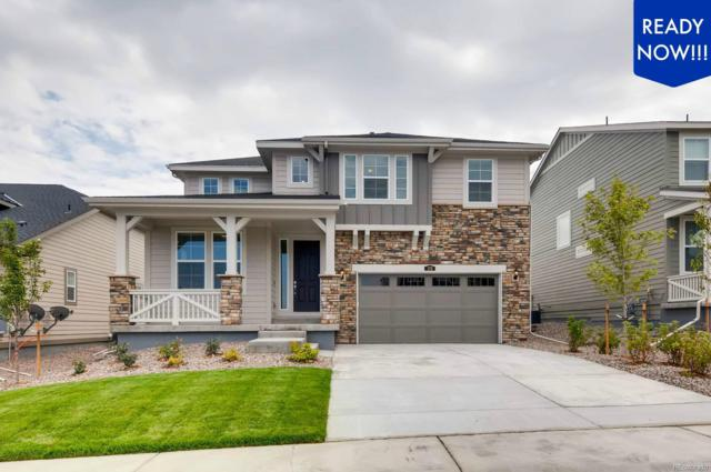 178 Back Nine Drive, Castle Pines, CO 80108 (#8409780) :: The Galo Garrido Group