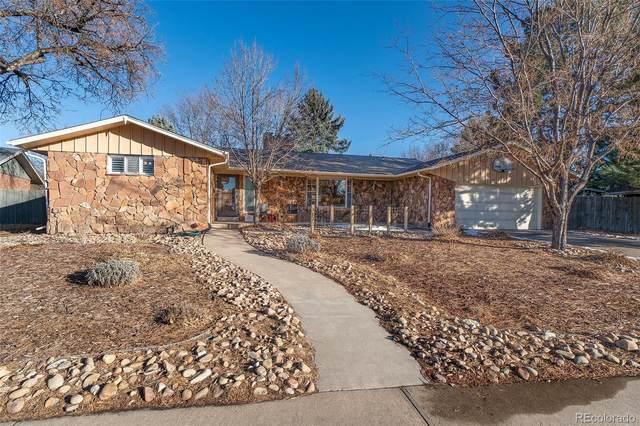 3170 S Jasmine Way, Denver, CO 80222 (#8410305) :: The Griffith Home Team