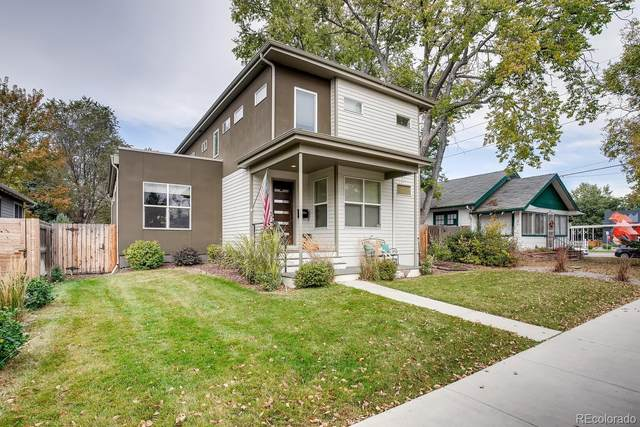 2111 S Franklin Street, Denver, CO 80210 (#8412009) :: The Scott Futa Home Team