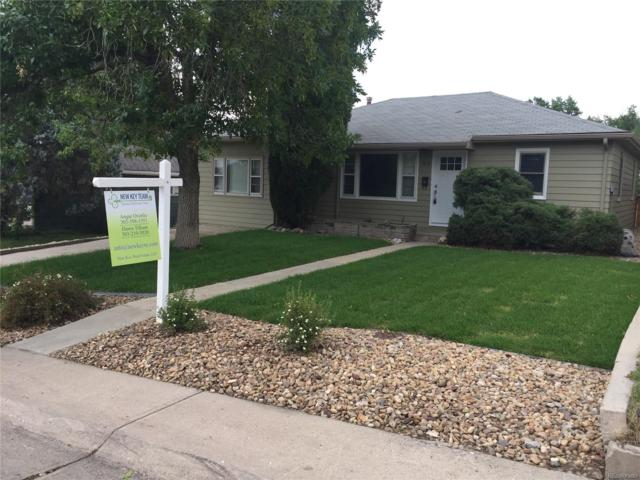 5412 S Nevada Street, Littleton, CO 80120 (MLS #8413051) :: 8z Real Estate