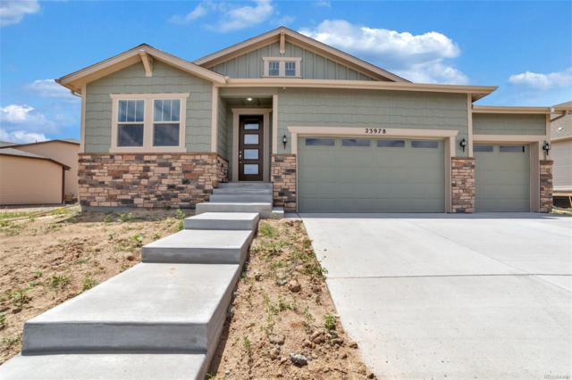 23978 E Caleb Place, Aurora, CO 80016 (#8413131) :: Structure CO Group