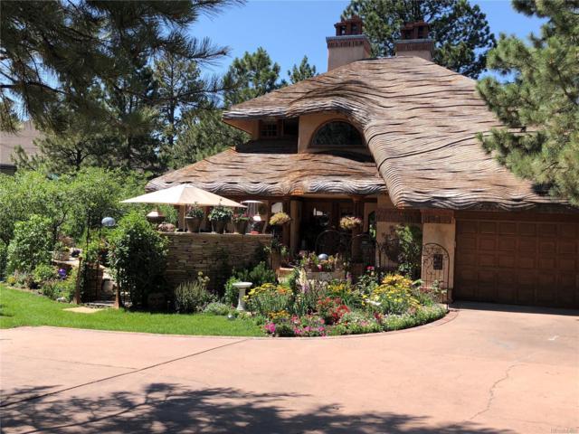 4406 Orofino Place, Castle Rock, CO 80108 (#8415620) :: Harling Real Estate