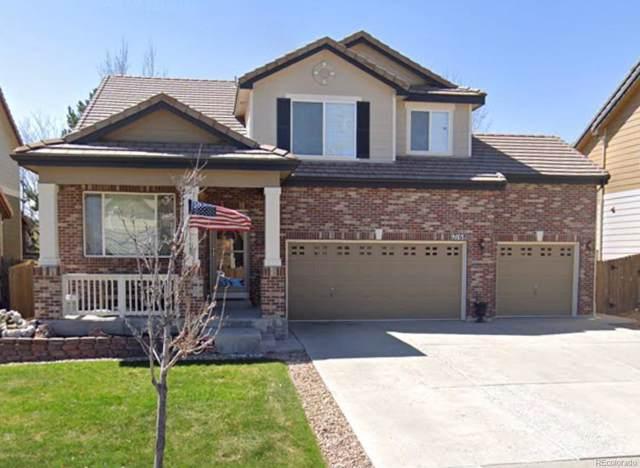 17168 Knollside Avenue, Parker, CO 80134 (MLS #8416008) :: 8z Real Estate