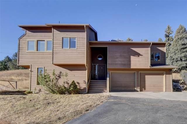 21 Hillside Road, Evergreen, CO 80439 (#8417296) :: Compass Colorado Realty