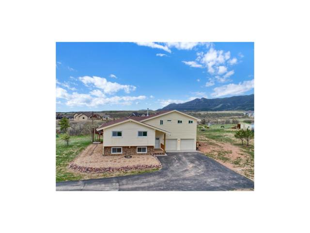 3525 Spaatz Road, Monument, CO 80132 (#8418295) :: The Peak Properties Group