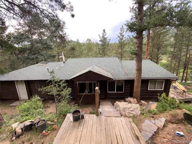 241 Bailey Drive, Bailey, CO 80421 (MLS #8418573) :: Find Colorado