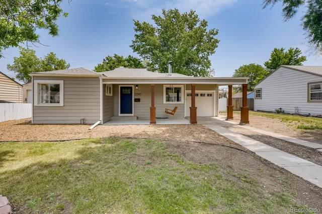 2290 S Irving Street, Denver, CO 80219 (#8422370) :: Venterra Real Estate LLC