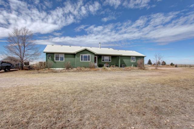 11060 Pine Meadows Drive, Kiowa, CO 80117 (#8422379) :: The Pete Cook Home Group