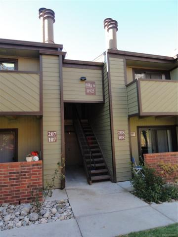 11925 E Harvard Avenue #207, Aurora, CO 80014 (#8424423) :: The Heyl Group at Keller Williams