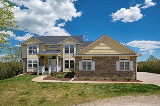 4250 Oak Grove Way, Castle Rock, CO 80108 (#8426285) :: Wisdom Real Estate