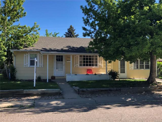 2055 W Arbor Place, Littleton, CO 80120 (#8426728) :: Mile High Luxury Real Estate