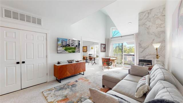 345 Fillmore Street #407, Denver, CO 80206 (#8427321) :: Berkshire Hathaway HomeServices Innovative Real Estate