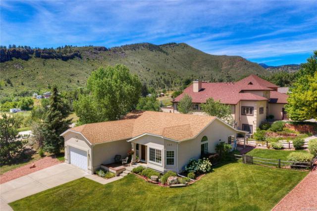 145 Eagle Canyon Circle, Lyons, CO 80540 (#8429131) :: Arnie Stein Team | RE/MAX Masters Millennium