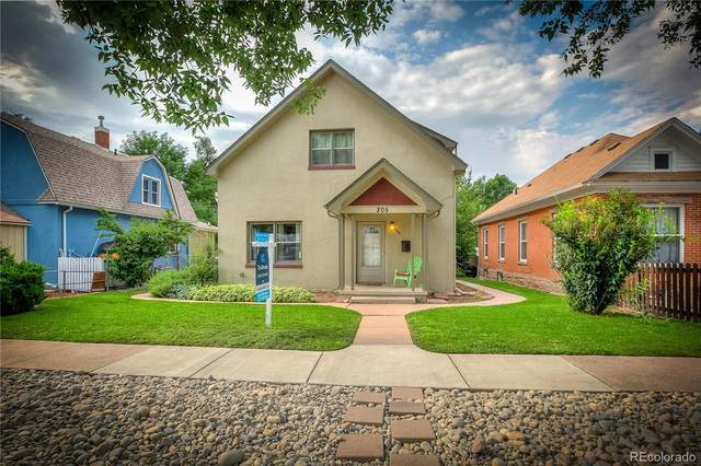 205 E Plum Street, Fort Collins, CO 80524 (#8430674) :: The DeGrood Team
