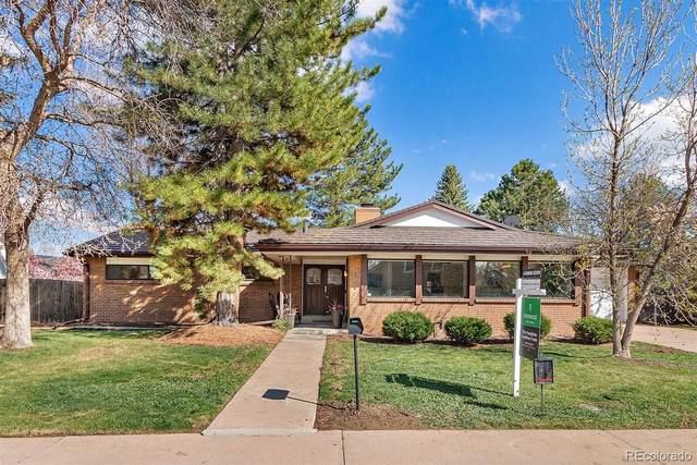 4180 S Pontiac Street, Denver, CO 80237 (#8432209) :: My Home Team