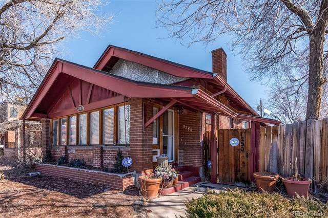 1250 S Clarkson Street, Denver, CO 80210 (#8433111) :: The Colorado Foothills Team | Berkshire Hathaway Elevated Living Real Estate
