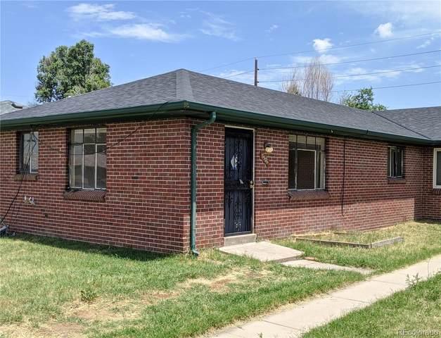 3576 Forest Street, Denver, CO 80207 (#8434482) :: The DeGrood Team