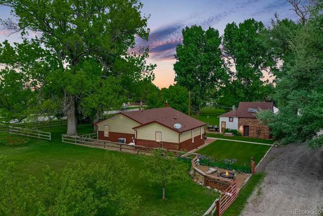 14500 County Road 7, Mead, CO 80542 (MLS #8435444) :: Clare Day with Keller Williams Advantage Realty LLC