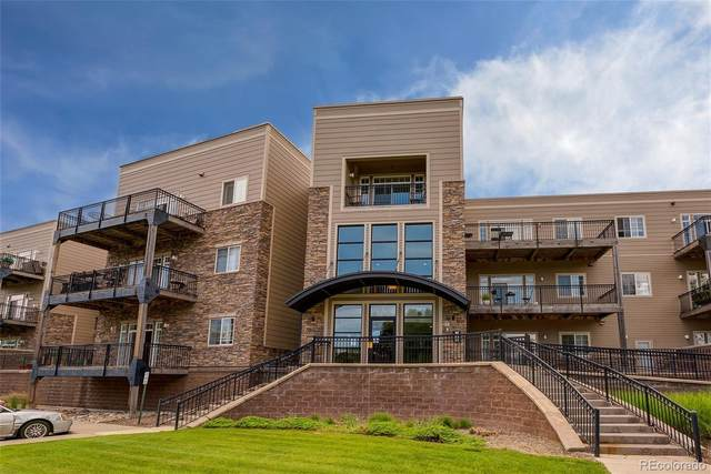6000 W Floyd Avenue #104, Denver, CO 80227 (#8438733) :: Chateaux Realty Group