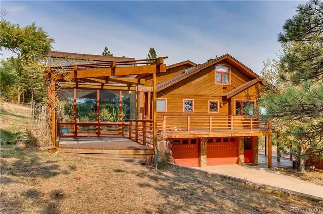 8473 W Fork Road, Boulder, CO 80302 (MLS #8442116) :: 8z Real Estate
